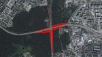 Сколько деревьев придется вырубить под развязку над Московской-Объездной?