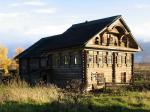 """Уникальный деревянный """"Дом Копылова"""" отреставрируют под Вологдой"""