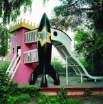 Городская экспедиция UrbanUrban: Креативные детские площадки Monstrum в Копенгагене