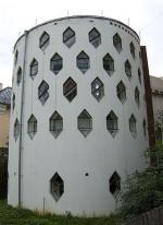 Снос дома Мельгунова на Арбате привел к повреждению знаменитого дома архитектора Мельникова (Москва)