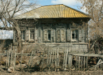 Химик из Москвы реставрирует корову в «Доме со львом»