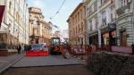 Строители настаивают на ликвидации брусчатки на Кузнецком Мосту