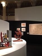 Выставка Ле Корбюзье в ГМИИ как произведение искусства