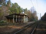 Снесён последний дачный вокзал России