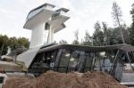 В Барвихе построили дом по проекту Захи Хадид