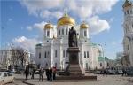 В Ростове разрушается кафедральный собор