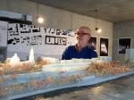 Петер Цумтор предложил построить новое здание Пермской галереи вдоль Камы и в виде «корабля»