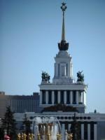 Проект реконструкции Всероссийского выставочного центра снова буксует