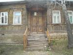 Старый Орел. Сергиевская слобода. Нагорный переулок