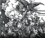 Частное откровение: «Апокалипсис» Дюрера в Музее архитектуры