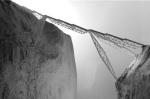 Сказочный мост над водопадом Вёрингфоссен