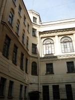 Над Домом журналиста в Петербурге может быть возведен атриум