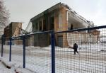 «ВТБ арена» восстановит сломанные ею в феврале стены стадиона «Динамо»