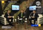 Телепроект «Урбанистика»: Олег Барков и Юрий Борисов о профессии девелопера