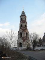 Белые пятна истории строительства колокольни Николо-Берлюковской пустыни