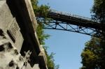Мосты Патона. Парковый мост на Петровской аллее в Киеве