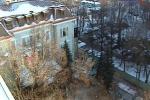 Что за строительным забором? О ремонте здания бывшего Болгарского культурного центра
