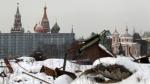 Под парком на месте гостиницы «Россия» может появиться торговый центр