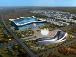 В Китае идет строительство самого большого здания в мире