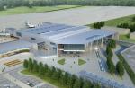 Международный аэропорт Нижний Новгород проводит голосование за лучший эскиз будущего пассажирского терминала