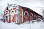 На месте пакгауза Варшавского вокзала построят бизнес-центр