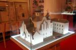 Макеты храмов, построенных по проектам Андрея Аплаксина