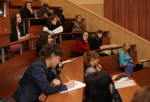 Семь студентов ИрГТУ стали участниками 14-й сессии Зимнего Градостроительного университета