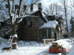 Деревянная архитектура: дни сочтены