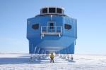 Британцы у Южного полюса