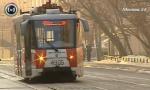 Трамвайные пути на Серпуховском Валу поднимут над проезжей частью