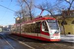Возрождённый трамвай в Петербурге