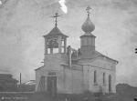 Храм Пресвятой Троицы в селе Семёновском