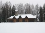 В Тверской области в усадьбе Василево уничтожен памятник деревянного зодчества