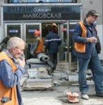 Не прислоняться! Закончен ремонт исторического вестибюля станции «Маяковская»