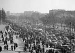 История московских пробок