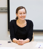 Екатерина Гиршина, институт «Стрелка»: «Мы будем начинать с людей»