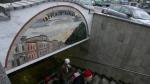 Вывески в центре Москвы стилизуют под модерн и сталинский ампир