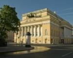 Петербургская общественность не заметила вторую сцену Александринки