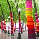 «Делай сам»: Надувные скульптуры, публичные слушания, история велодвижения и другое на марафоне городских инициатив
