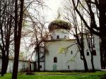 Реставраторы избавят Спасо-Преображенский собор в Пскове от бетонного панциря