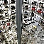 Парковки все выше и выше