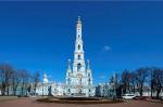 С православной колокольни — на Смольный