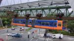 В Подмосковье впервые в России могут запустить подвесные трамваи