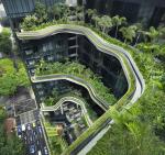 Отель как сад