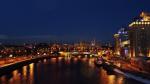 25 мостов через Москву-реку получат индивидуальную подсветку