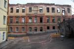 Старый Выборг: разрушенный квартал