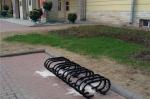 В Петербурге районные чиновники занялись велопарковками