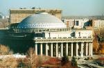 Символы города: 80 лет назад завершено строительство купола Оперного театра