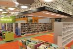 Заброшенный супермаркет стал публичной библиотекой
