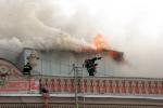 Эксперты: город не выучил урок о пожарах в зданиях-памятниках